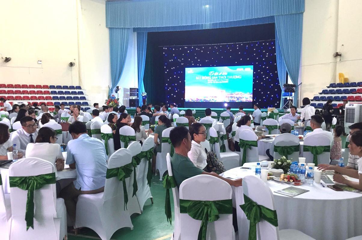 Khu đô thị Bách Việt thu hút khách ngày mở bán tại Huyện Lục Nam