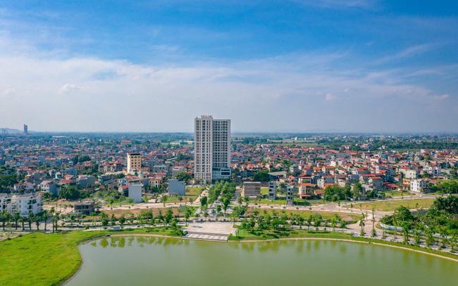 Sống chuẩn cao cấp tại Bách Việt Areca Garden