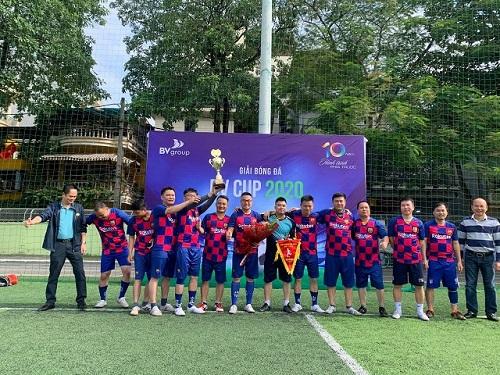 CHUNG KẾT BV CUP 2020 – TRẬN CẦU ĐỈNH CAO VÀ ĐẦY BẤT NGỜ