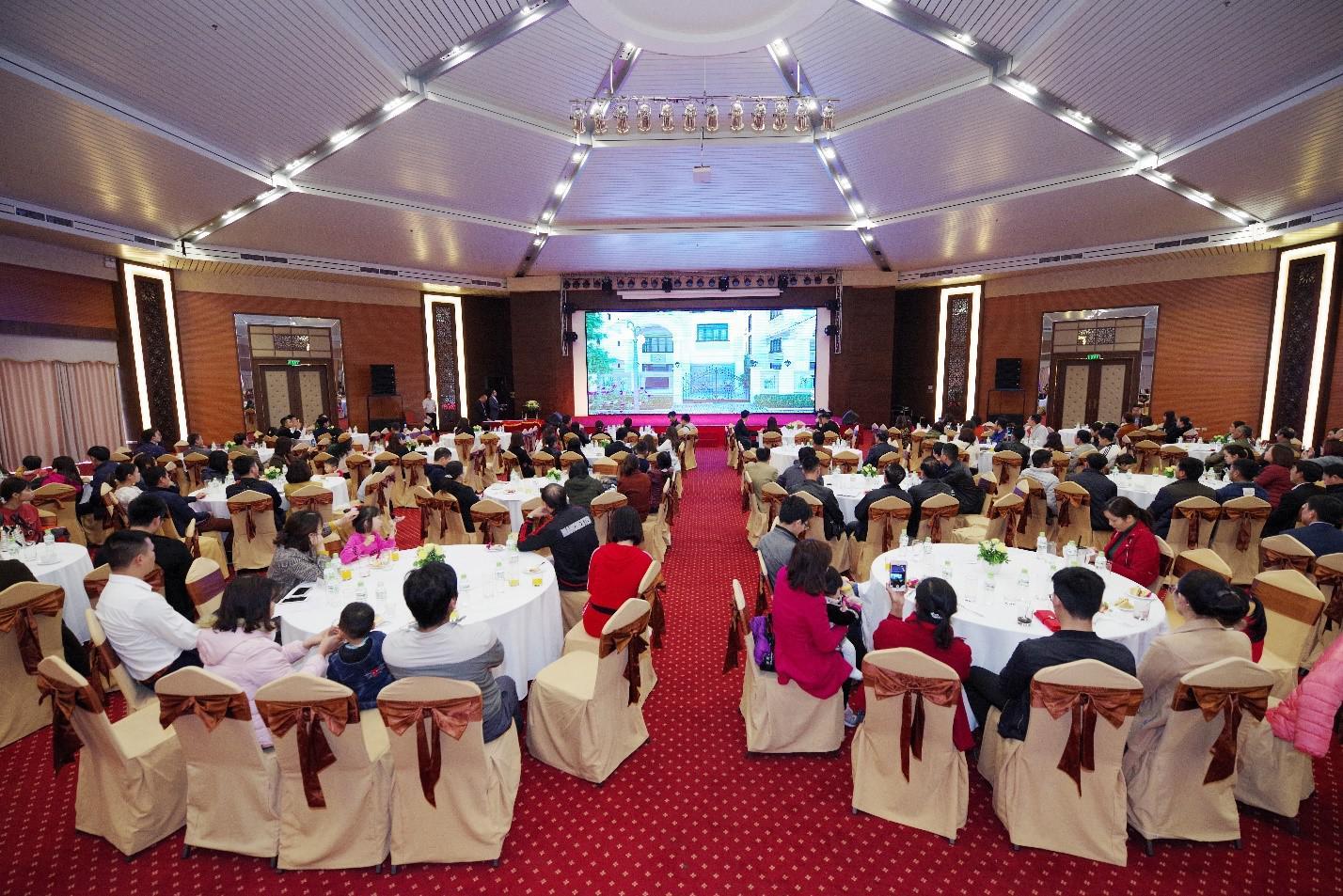 Tập đoàn Bách Việt tưng bừng ra mắt Tầng căn hộ mẫu và Công viên mùa xuân
