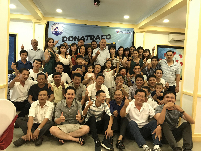 Donatraco kết nối mọi người
