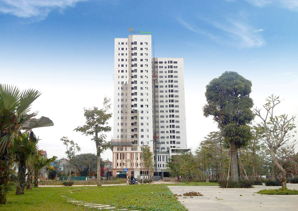 Chỉ từ 246 triệu đồng, sở hữu vĩnh viễn chung cư cao cấp Areca Garden
